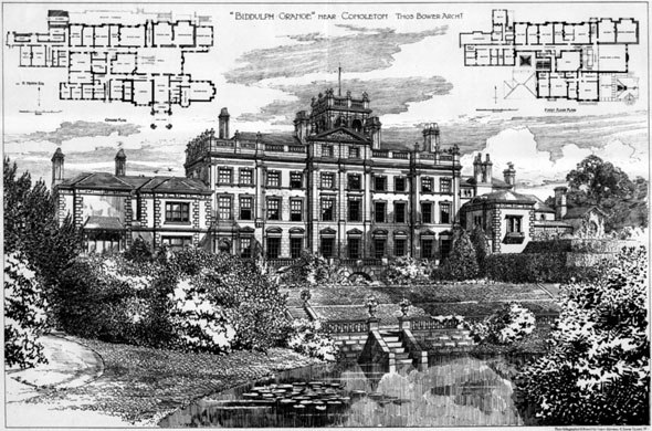 1896 &#8211; Biddulph Grange, Congleton, Staffordshire