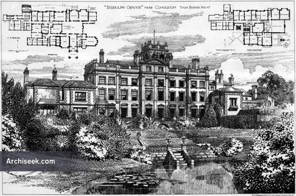 1896 – Biddulph Grange, Congleton, Staffordshire