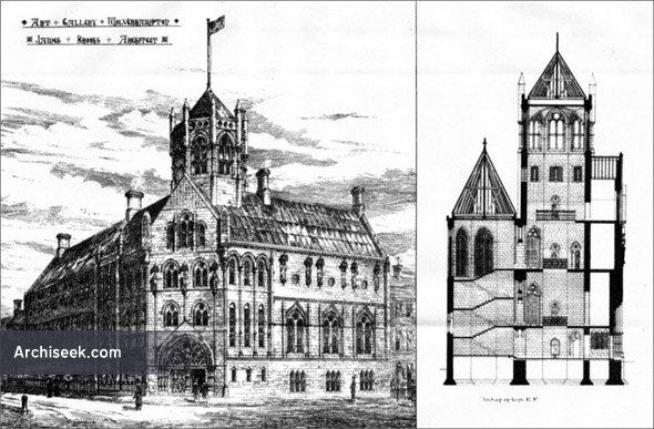 1883 – Art Gallery, Wolverhampton, Staffordshire