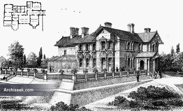 1872 – Highfield Grove, Stafford, Staffordshire