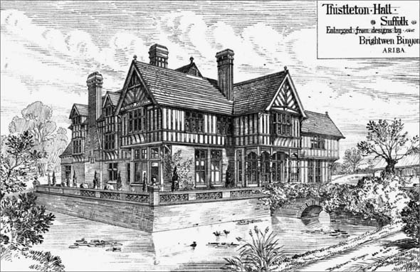 1880 – Thisleton Hall, Suffolk