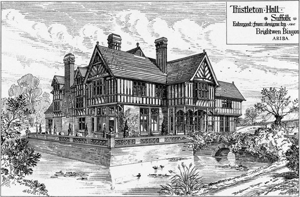 1880 – Thistleton Hall, Suffolk