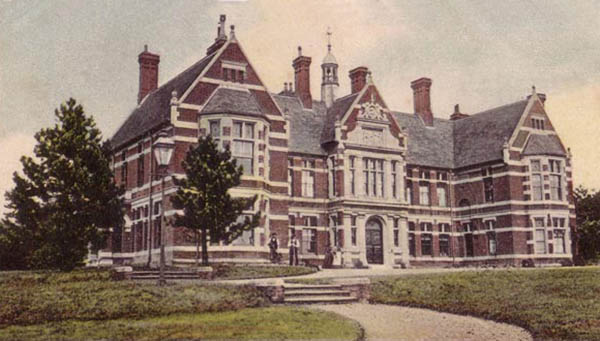 1882 – Patrick Stead Hospital, Halesworth, Suffolk