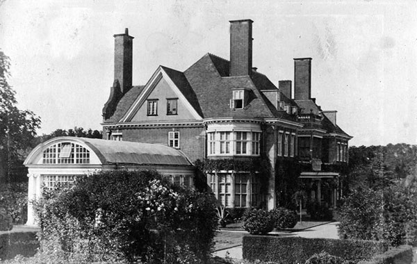 1899 – Cavenham Hall, Suffolk