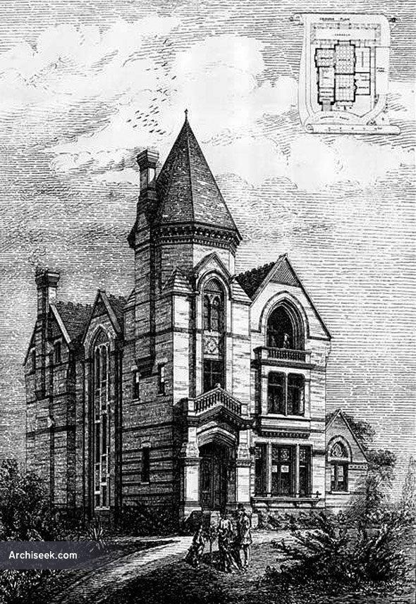 1875 – House, Putney Hill, Surrey