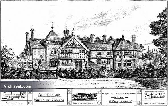 1884 – The Grange, Walton on Thames, Surrey