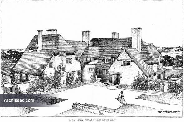 1904 – Park Down, Surrey