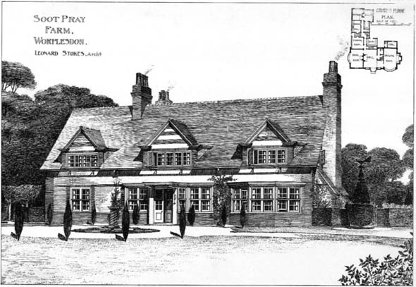 1904 – Soot Pray Farm, Worpleston, Surrey