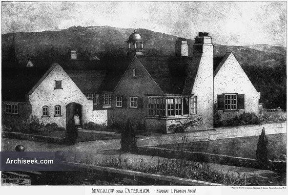 1906 – Bungalow, Caterham, Surrey