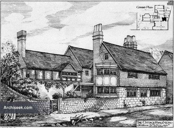 1885 – Cottage, Haslemere, Surrey