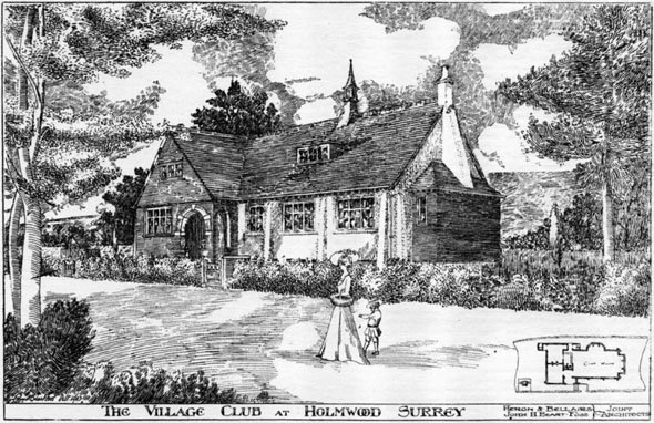 1903 – The Village Club, Holmwood, Surrey