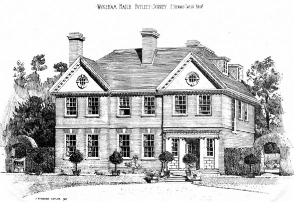 1903 &#8211; Wykham Hatch, Byfleet, Surrey