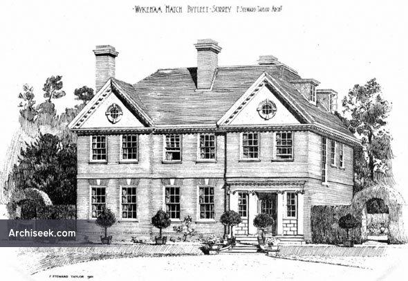 1903 – Wykham Hatch, Byfleet, Surrey