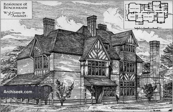 1881 – Residence at Blackheath, Surrey