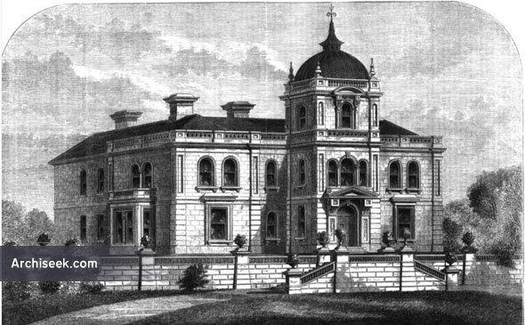 1870 – Concrete Villa, Chertsey, Surrey
