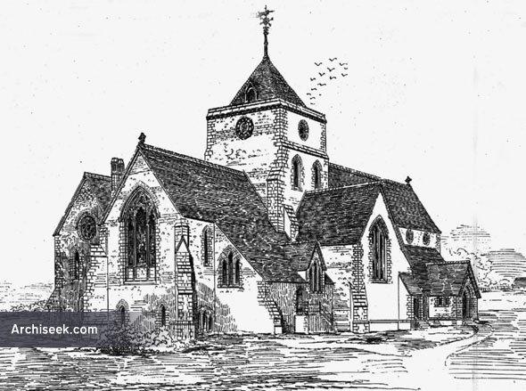 1884 – St. Augustine's Church, Croydon, Surrey