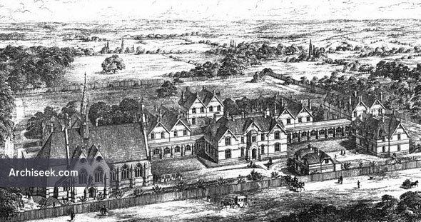 1869 – Magdalen Hospital, Streatham, London
