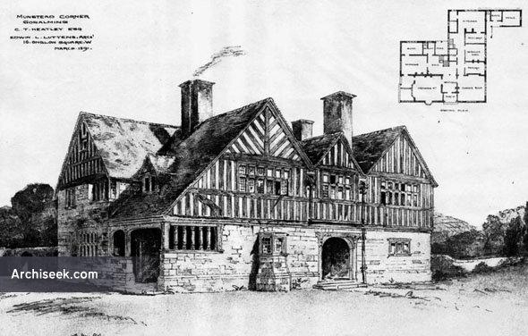 1892 – Munstead Corner, Godalming, Surrey