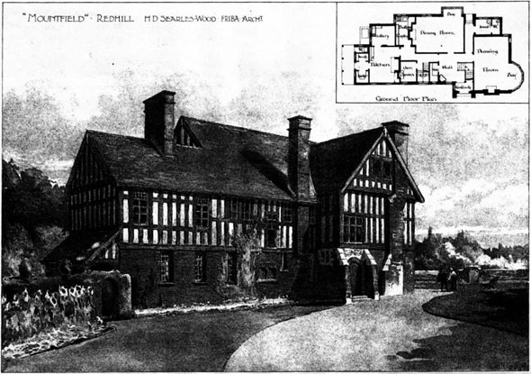 1897 &#8211; &#8220;Mountfield&#8221;, Redhill, Surrey