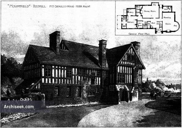 "1897 – ""Mountfield"", Redhill, Surrey"