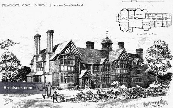 1898 – Newdigate Place, Surrey