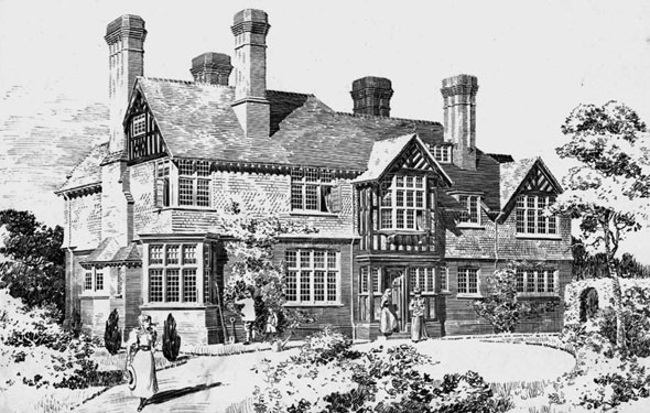 1898 &#8211; Charlwood, Epsom, Surrey