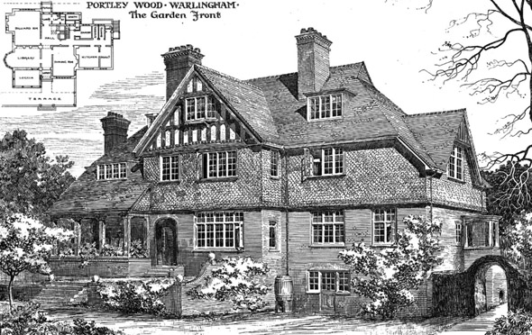 1901 – Portley Wood, Warlingham, Surrey