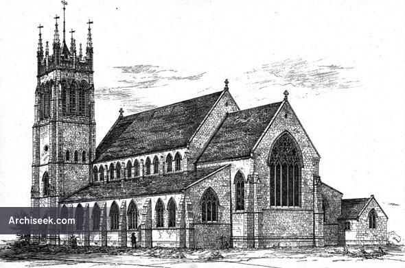 1885 – Christ Church, Penge, Surrey