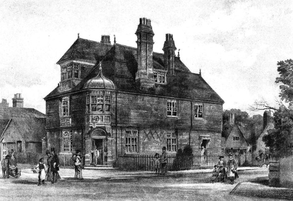 1887 – Coffee Tavern, Farncombe, Godalming, Surrey