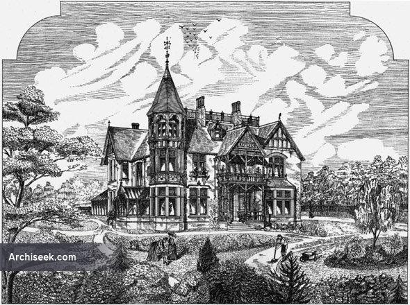 "1888 – ""The Copse"", Caterham Valley, Surrey"