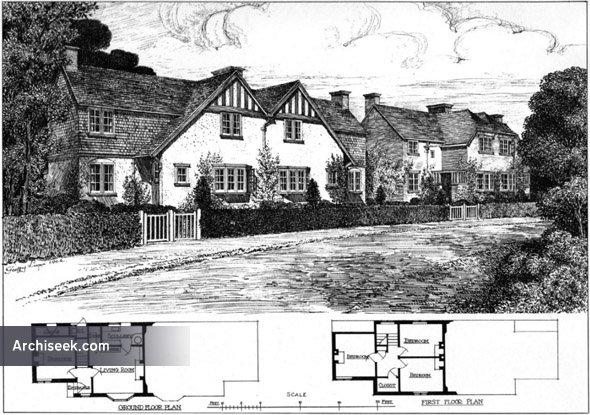 1904 – Cottages, Byfleet, Surrey