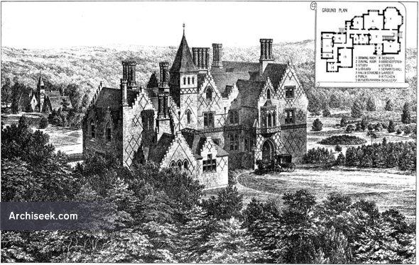 1876 – Ribsden, Bagshot, Surrey
