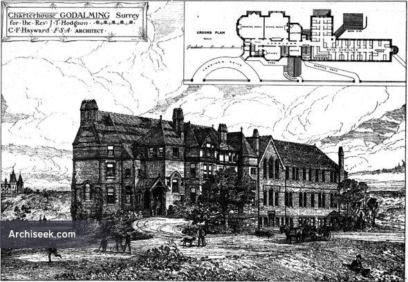 1876 – Charterhouse, Godalming, Surrey
