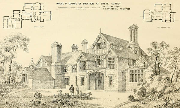 1874 – House, Shere, Surrey