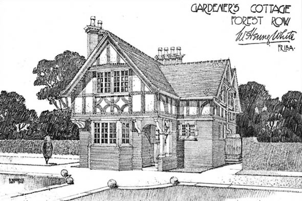 1904 – Gardener's Cottage, Forest Row, Sussex