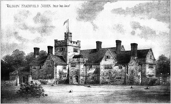 "1906 – ""Waldron"", Heathfield, Sussex"