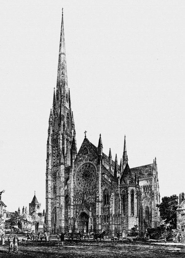 1873 – Cathedral of Our Lady & St Philip Howard, Arundel, Sussex
