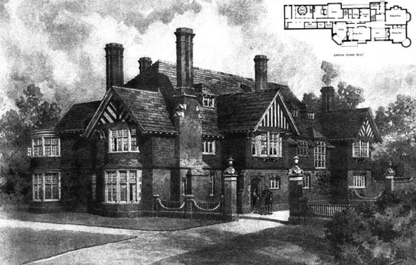 1902 – Thakeham Court, Sussex
