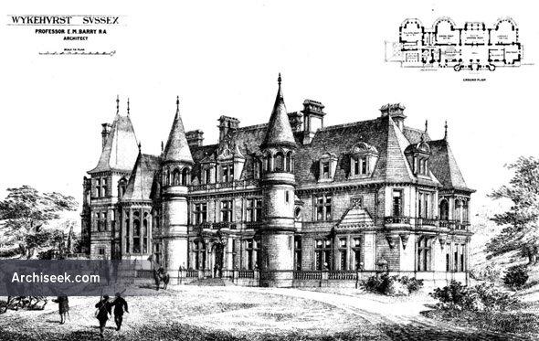 1875 – Wykehurst Place, Bolney, Sussex