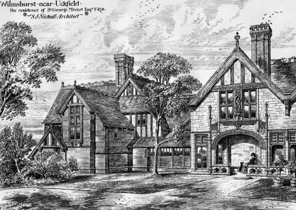 1876 &#8211; Wilmshurst, Uckfield, Sussex