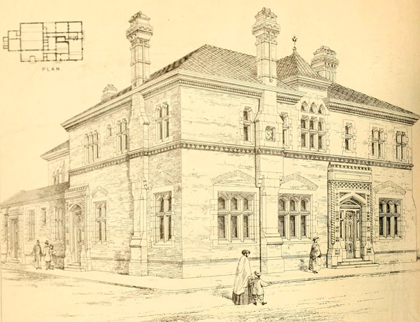 1869 – Brighton County Court, Sussex
