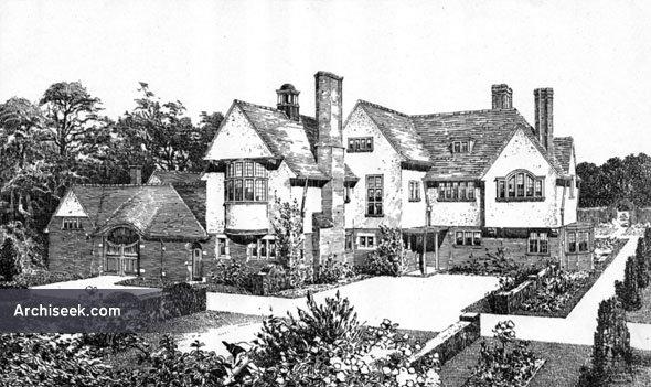 1906 – Hindecliffe, Fouroaks, Birmingham, Warwickshire