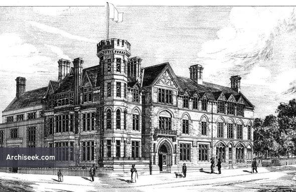 1885 – Bowling Green Hotel, Kenilworth, Warwickshire