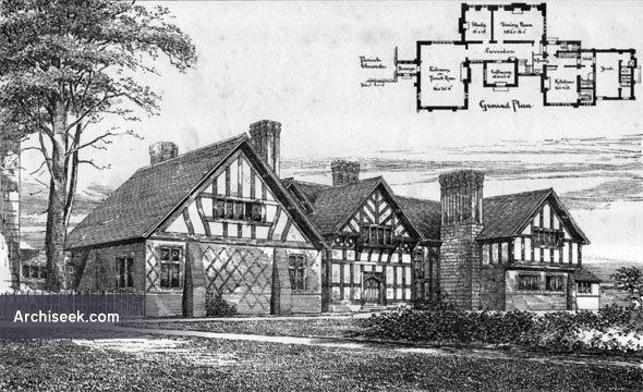 1881 – Polesworth Vicarage, Warwickshire