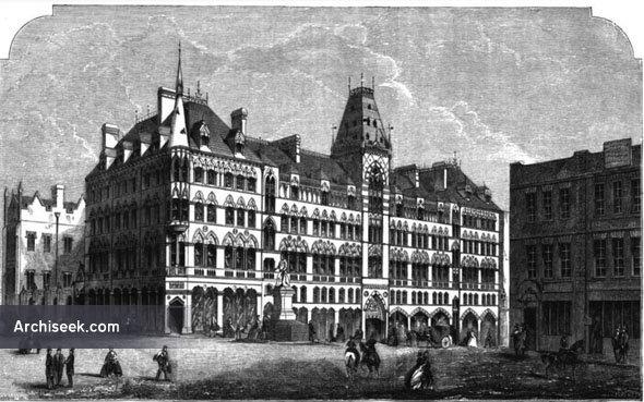 1862 – Birmingham Exchange Buildings