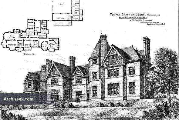 1888 – Temple Grafton Court, Warwickshire