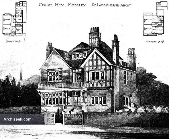 1898 – Court Hey, Moseley, Birmingham, Warwickshire