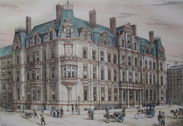 1884 &#8211; Birmingham and Midland Eye Hospital