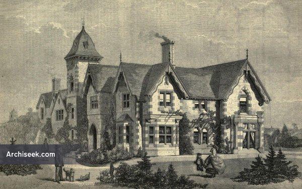 1861 – St. Cuthbert's, Albrighton, Warwickshire