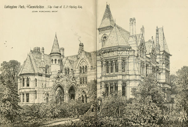 1862 – Ettington Park, Warwickshire